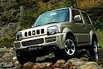 Тюнинг Suzuki Jimny/Sierra