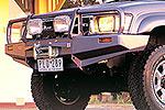 3214140 - Передняя защита Deluxe 97 ON NON SRS W/O FLARES (ARB)