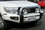 Передний бампер Toyota Land Cruiser 200 V8 Sahara (ARB, 3915040)