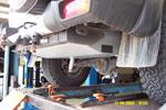 Сменный бак Nissan Patrol GU 1997- 145lt (ARB, TR45)