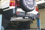 Сменный бак Toyota LC 100Ser V8 & IFS MODELS 182L (ARB, TR52)