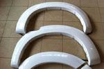 Расширители колёсных арок Toyota Hilux 2010- (S-LINE, FT.HL10.KR)