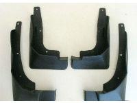 Брызговики (к-кт, 4шт.) для Toyota RAV 4 (Mk4) 2013+ (ASP, BTYRV1321)
