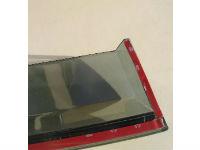 Дефлекторы окон (с молдингом из нерж. стали) для Mitsubishi Lancer X 2008+ (ASP, BMTLC0923-W/S)