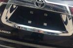 Накладка на заднюю дверь (центральная) для Toyota Highlander (XU50) 2014+ (ASP, JMTTH14TGC)