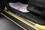 Накладки на пороги Audi A3 (8P) 5D 2003- (Alu-Frost, 08-1507)