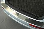 Накладка на задний бампер Audi Q5 2012+ (Kindle, Q5-P21)
