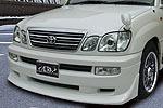 Комплект обвеса Lexus LX 470 02- под дв. выхлоп. систему (Jaos, 801018)