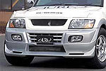 Комплект обвеса Mitsubishi Pajero V series 5Drs. 99-02 (Jaos, 801310)