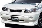 Спойлер переднего бампера Nissan X-Trail 03- (Jaos, 807652)
