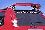 Задний спойлер Nissan X-Trail 00- (Jaos, 861650)