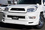 Комплект обвеса Toyota 4Runner 02-05 (Aura, A800074S)