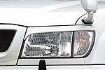 Накладки фар Toyota LC 100 98- передние (Jaos, 852010)