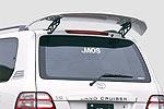 Задний спойлер Toyota LC 100 98- (Jaos, 861010)