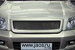 Решетка радиатора Toyota LC Prado 120 02- с сеткой (Aura, A840054)