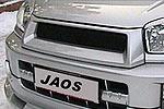 Решетка радиатора Toyota Rav4 00-03 с сеткой (Jaos, 840275)