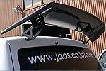 Задний спойлер Toyota Rav4 2000-2005 (Jaos, 861275)