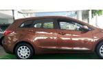 Молдинги на двери для Hyundai I30 Wagon 2012+ (Automotiva, BP.HI30W12.F40)