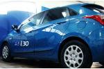 Молдинги на двери для Hyundai I30 (5D) HB 2012+ (Automotiva, BP.HI3012.F40)