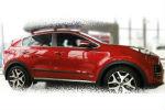 Молдинги на двери для Kia Sportage (KX5) 2015+ (Automotiva, AT.KIASPO16.F21)
