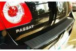 Накладка на задний бампер для Volkswagen Passat (B6) SD 2006-2010 (Automotiva, N-0011)