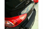 Накладка на задний бампер для Mitsubishi Lancer Sportback 2010+ (Automotiva, N-0013)