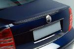 Задний спойлер (Сабля) для Skoda Superb 2002-2008/ VW Passat B5 2001-2005 (AutoPlast, SSC2002)