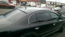 Козырек заднего стекла (Cпойлер) для Skoda Superb 2002-2008 (AutoPlast, SSUCZ2002)