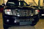 Декоративный элемент воздухозаборника d10 Nissan Navara 2010- (Союз-96, NPTF.96.2074)
