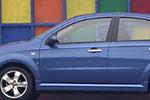 "Аэродинамические пороги ""GM Style"" Chevrolet AVEO 2004- (Ad-Tuning, AVO-SSGM01)"