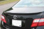 Спойлер крышки багажника (Сабля) для Toyota Camry V40 2006-2011 (AVTM, TCC0611)