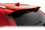 Задний спойлер для Honda CR-V 2013+ (AVTM, CRV-P204)