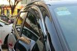 Дефлекторы окон (с молдингом) для Honda CR-V 2012+ (AVTM, HOCR1216)