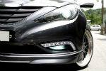 Дневные ходовые огни (ДХО) для Hyundai Sonata 2010+ (AVTM, LED1211)
