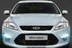 Дневные ходовые огни (ДХО) для Ford Mondeo 2011-2013 (AVTM, LED1223)