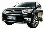 Дневные ходовые огни (ДХО) для Toyota Highlander 2010-2014 (AVTM, LED1234)