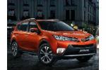Дневные ходовые огни (ДХО) для Toyota RAV4 2013+ (AVTM, LED1344)