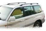 Рейлинги (усиленный) для Toyota Land Cruiser 100 1998-2006 (AVTM, PRD1000201)