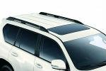 Рейлинги (усиленные) для Toyota Land Cruiser Prado 150 2009+ (AVTM, PRD100201)