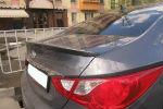 Задний спойлер (Сабля) для Hyundai Sonata (YF) 2010-2015 (AutoPlast, SRCHSYF2011)