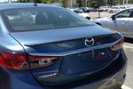 """Задний спойлер """"Сабля"""" для Mazda 6 2013- (S-Line, SPZ-MAZ62013)"""