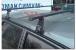 """Универсальный багажник """"Аврора"""" для машин с водостоком (В–110; В–120; В–130; В–140)"""