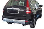 Накладка на задний бампер для Honda CRV 2007- (Power Ful, B0405)
