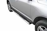 Боковые пороги Volkswagen Amarok 2009- (Winbo, B232488)