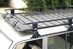 Установочный к-кт багажника Toyota LC100 (4) (ARB, 3713020)