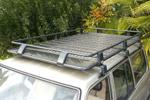 Установочный к-кт багажника для Nissan Navara 2005- (ARB, 3738010)