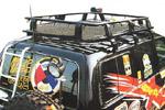 Багажник экспедиционный Toyota LC 80 92-97 (Power Ful, FJ80-D025)