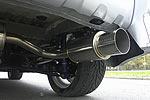 Выхлопная система Toyota Rav4 00-05 5d, хвостовая часть (Battlez, 527275)