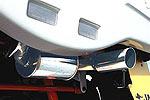 Выхлопная система Suzuki Jimny 98+ JW23, хвостовая часть (Battlez, 527815)