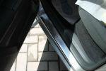Накладки на пороги для Skoda Roomster 2006+ (Alu-Frost, 08-0561)